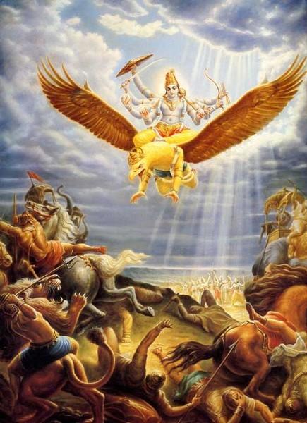 Небесные корабли наших Богов и Предков. Часть 1.