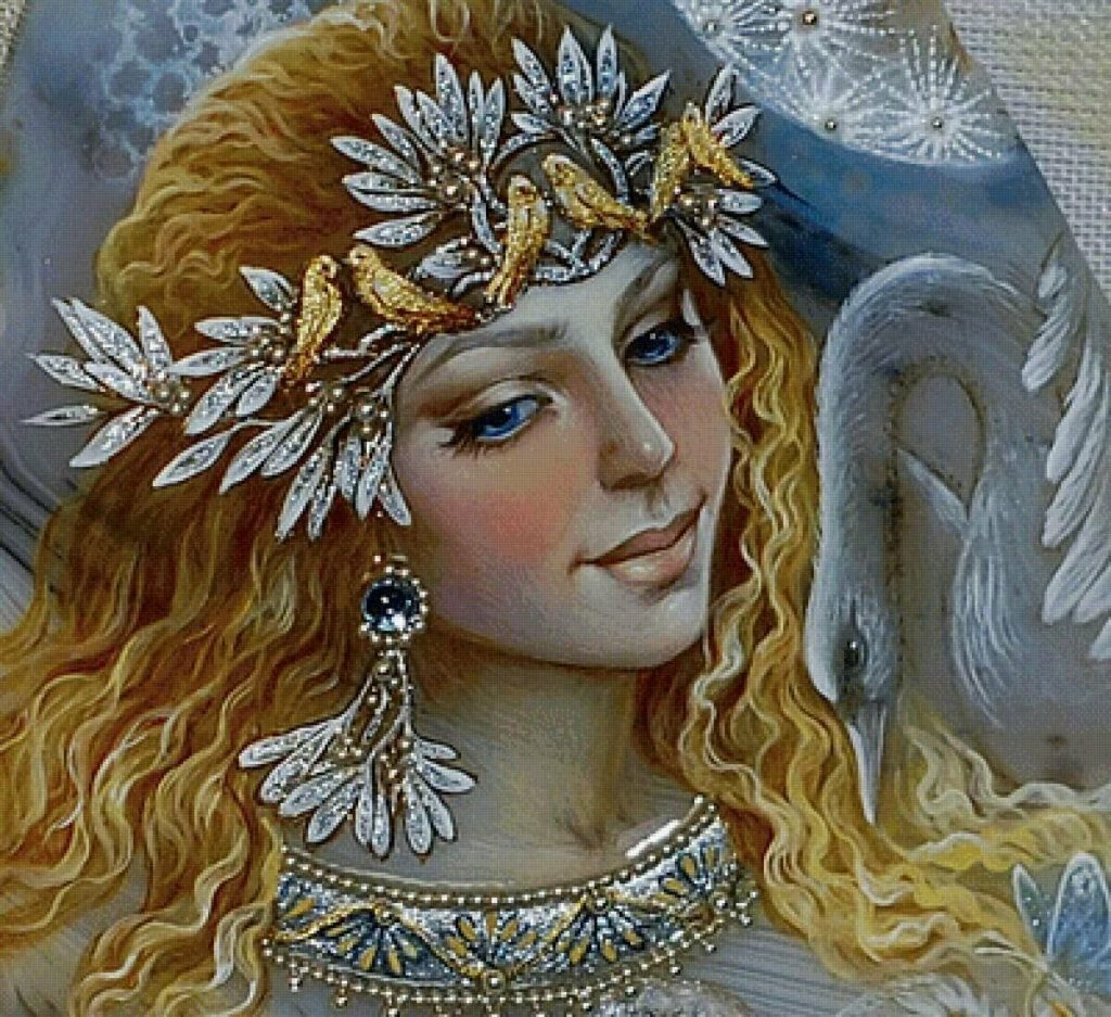 Богиня Леля Свароговна