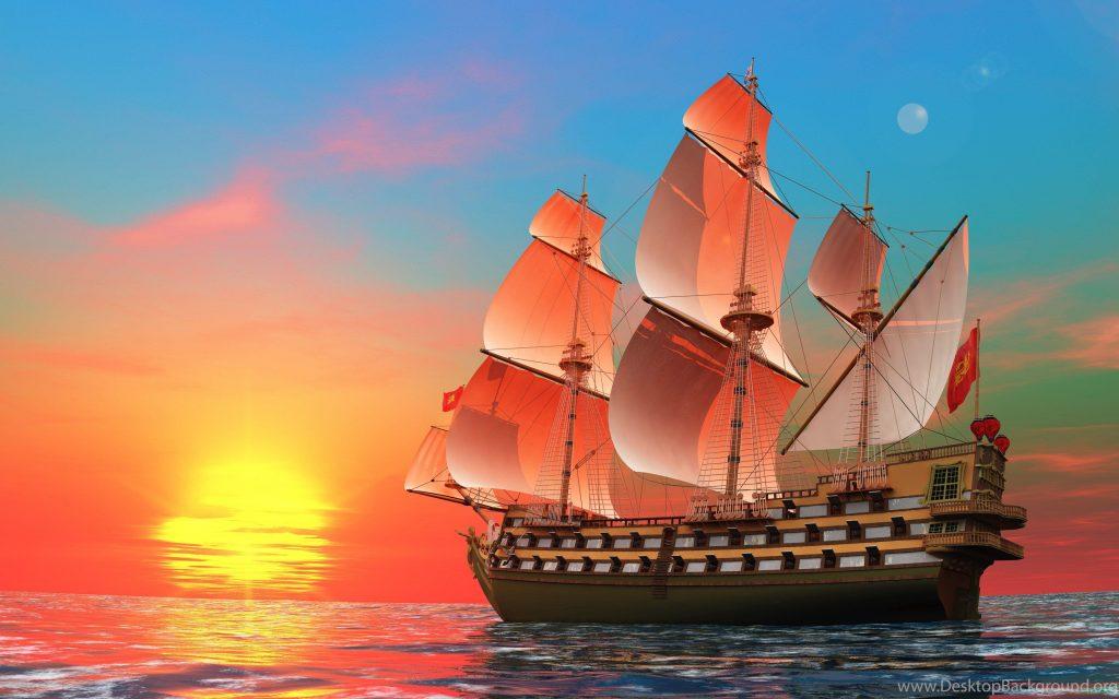 Корабль Рока юноши нашёл свой Духовный Путь.