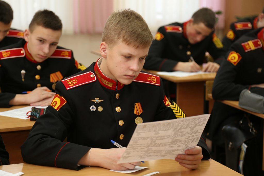 Постижение Суворовской науки побеждать